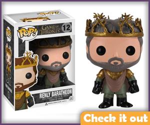 Renly Baratheon Funko.