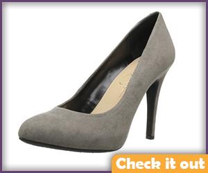Rosalina Costume Grey Heels.