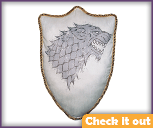 House Stark Pillow.