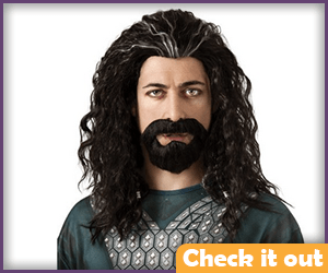 Thorin Oakenshield Costume Wig.
