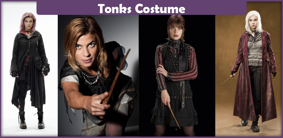 Tonks Costume – A DIY Guide