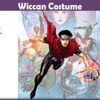Wiccan Costume - A DIY Guide