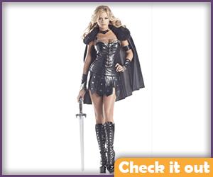 Xena Costume Warrior Set.