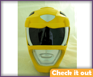 Yellow Ranger Helmet.