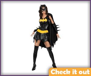 Batgirl Costume Dress.