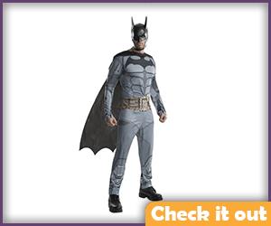 Batman Arkham City Bodysuit.