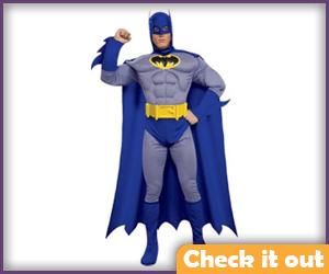 Batman Classic Muscle Set.