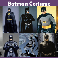 Batman Costume - A DIY Guide