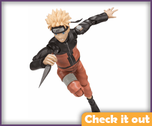 Naruto Costume Figure.