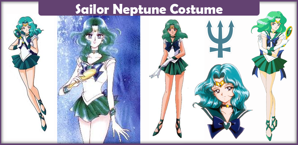 Sailor Neptune Costume – A DIY Guide