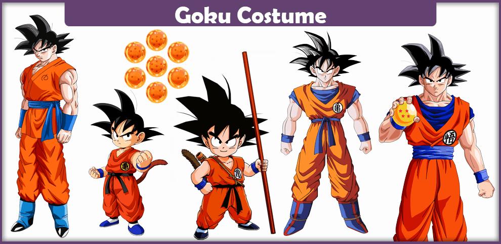 Goku Costume – A DIY Guide
