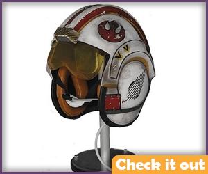 Luke X-Wing Helmet Replica.