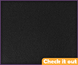 Black Felt Fabric (for pupil).