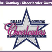 Dallas Cowboys Cheerleader Costume - A DIY GUide