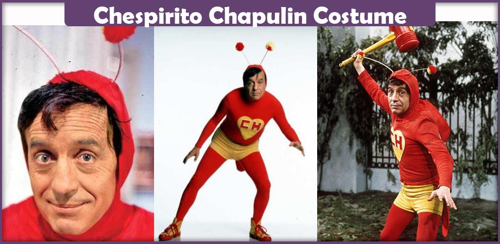 Chespirito Chapulin Costume – A DIY Guide
