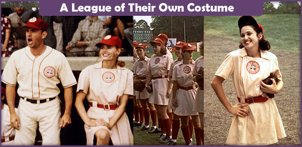 A League of Their Own Costume – A DIY Guide