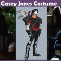 Casey Jones Costume - A DIY Guide