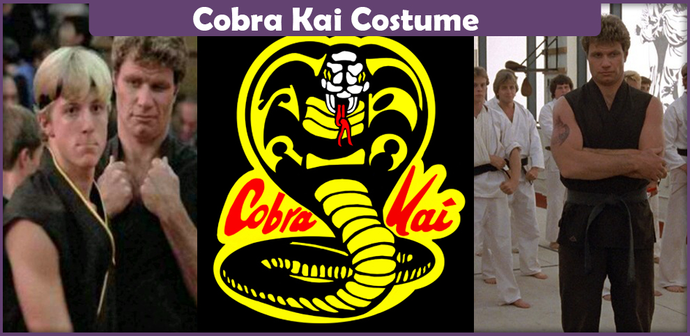 Cobra Kai Costume – A DIY Guide