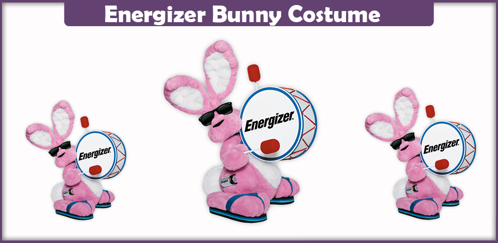 Energizer Bunny Costume – A DIY Guide