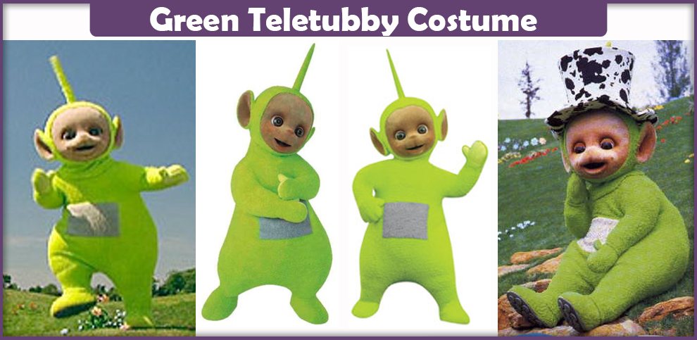 Green Teletubby Costume – A DIY Guide