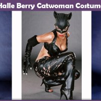 Halle Berry Catwoman Costume - A DIY Guide