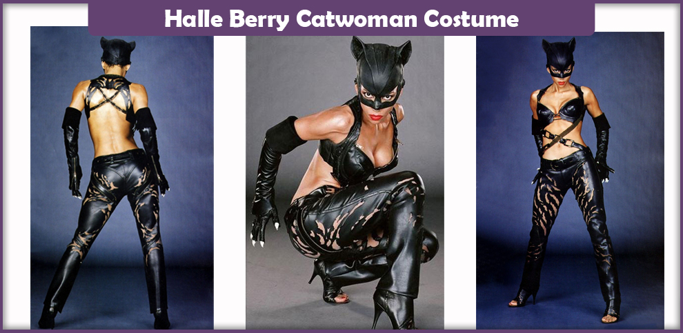 Halle Berry Catwoman Costume – A DIY Guide