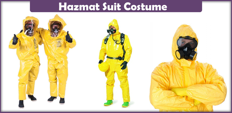 Hazmat Suit Costume A Diy Guide Cosplay Savvy