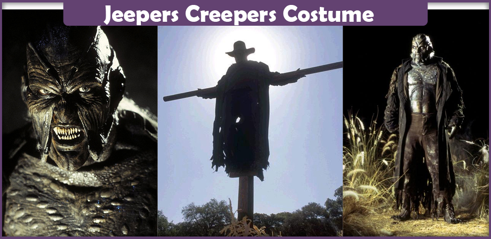 Jeepers Creepers Costume – A DIY Guide