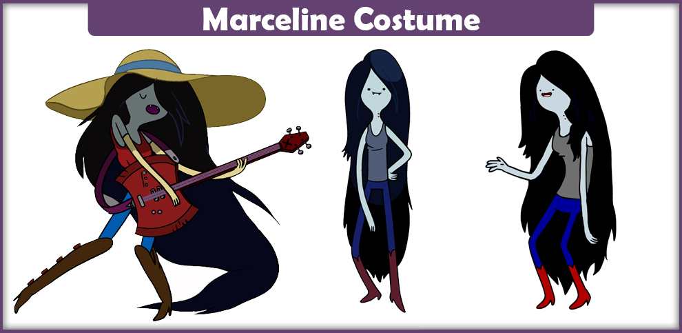 Marceline Costume – A DIY Guide