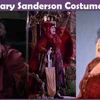 Mary Sanderson Costume - A DIY Guide