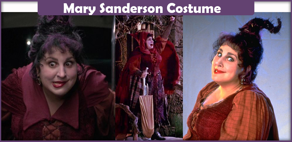 Mary Sanderson Costume – A DIY Guide