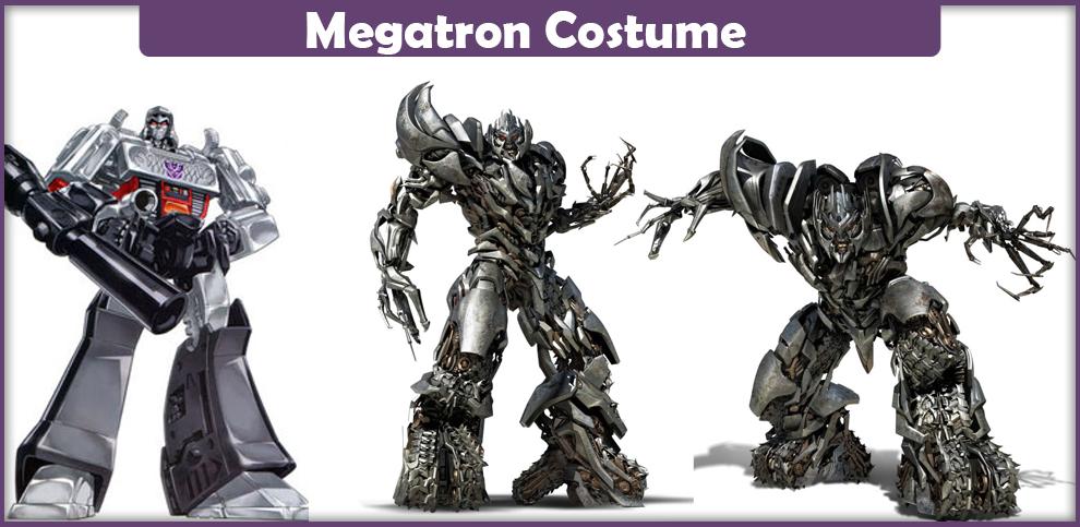 Megatron Costume – A DIY Guide