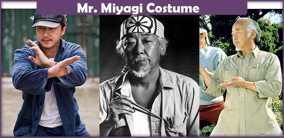 Mr. Miyagi Costume – A DIY Guide