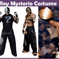 Rey Mysterio Costume - A DIY Guide
