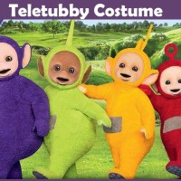 Teletubby Costume - A DIY Guide