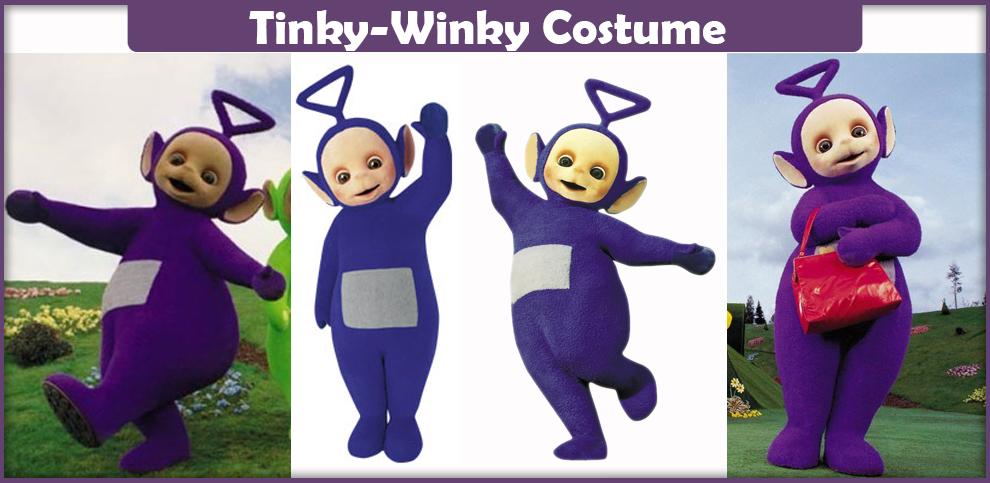 Tinky-Winky Costume – A DIY Guide