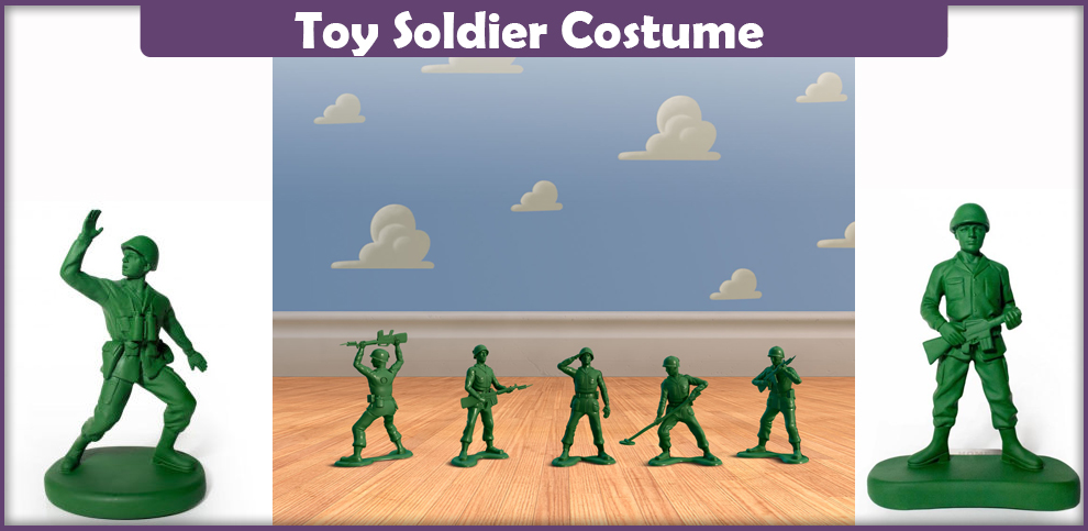 Toy Soldier Costume – A DIY Guide