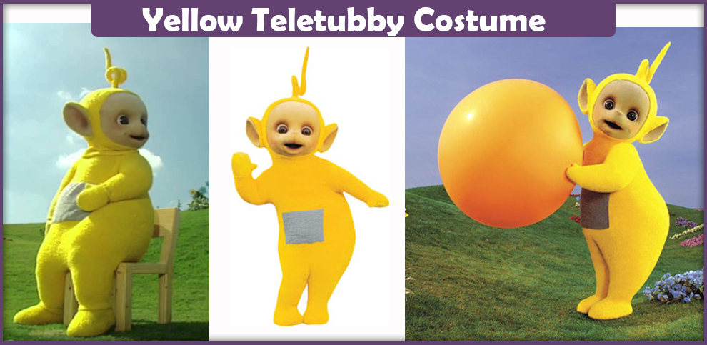Yellow Teletubby Costume – A DIY Guide