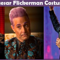 Caesar Flickerman Costume - A DIY Guide