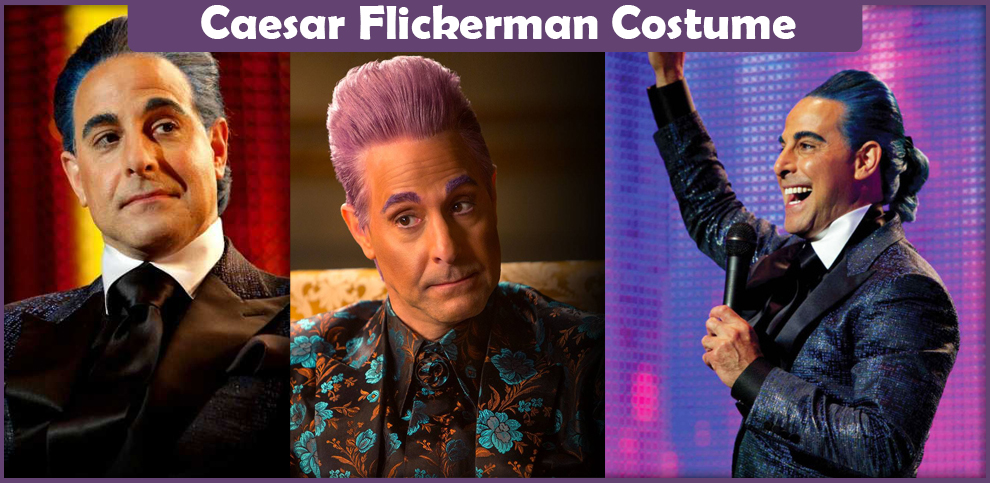 Caesar Flickerman Costume – A DIY Guide