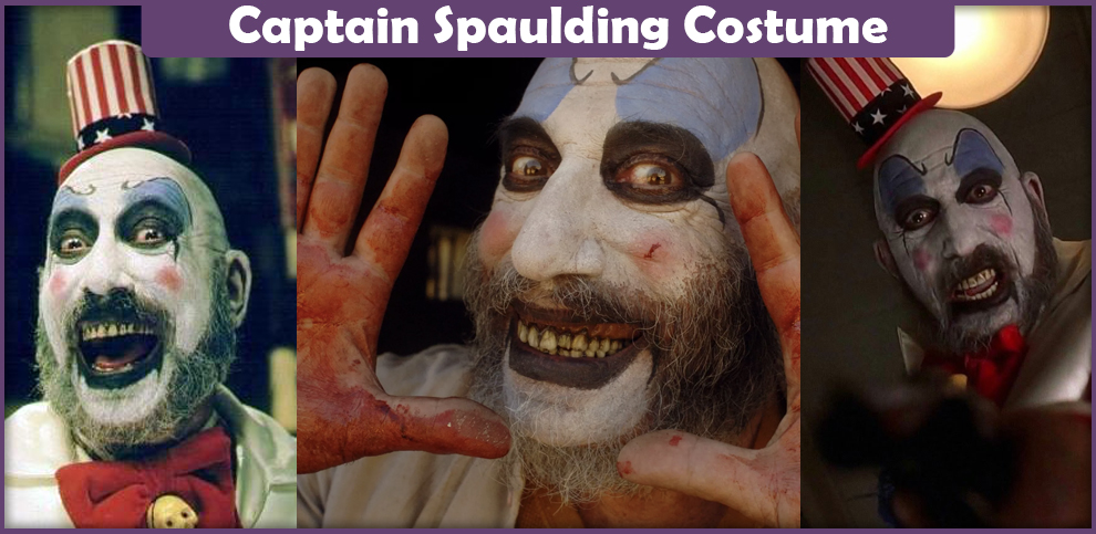 Captain Spaulding Costume – A DIY Guide