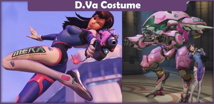 D.Va Costume