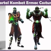 Ermac Costume - A DIY Guide