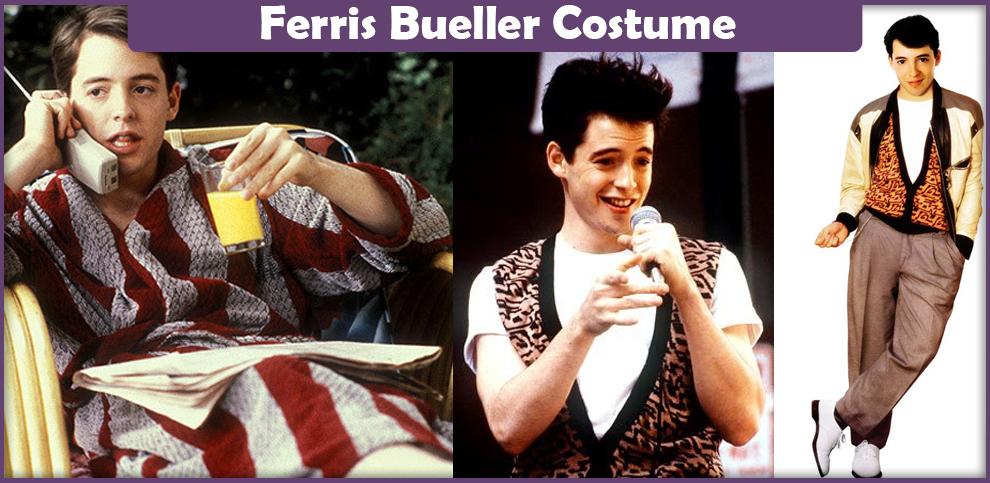 Ferris Bueller Cosutme