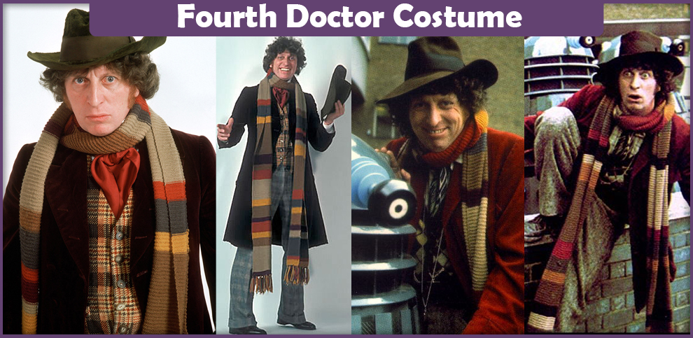 Fourth Doctor Costume – A DIY Guide