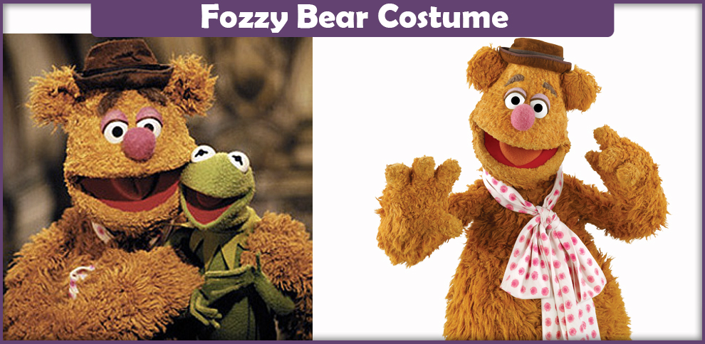 Fozzy Bear Costume –  A DIY Guide