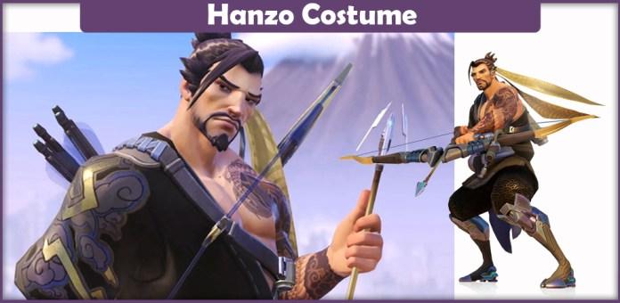 Hanzo Costume