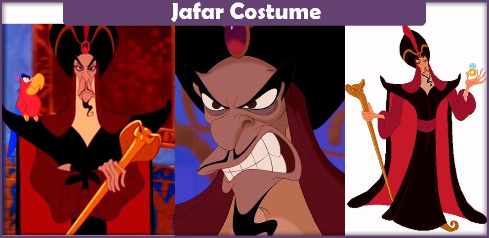 Jafar Costume – A DIY Guide