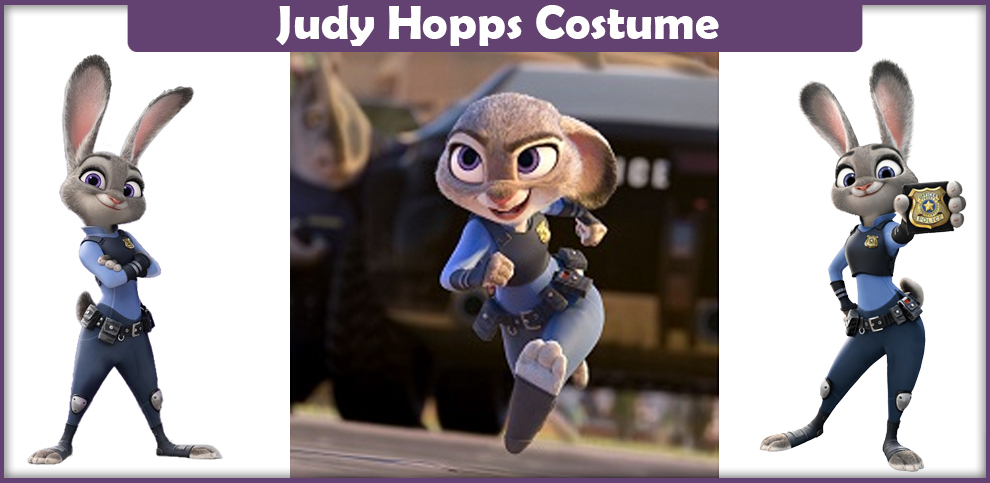 Judy Hopps Costume – A DIY Guide