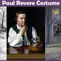 Paul Revere Costume - A DIY Gide
